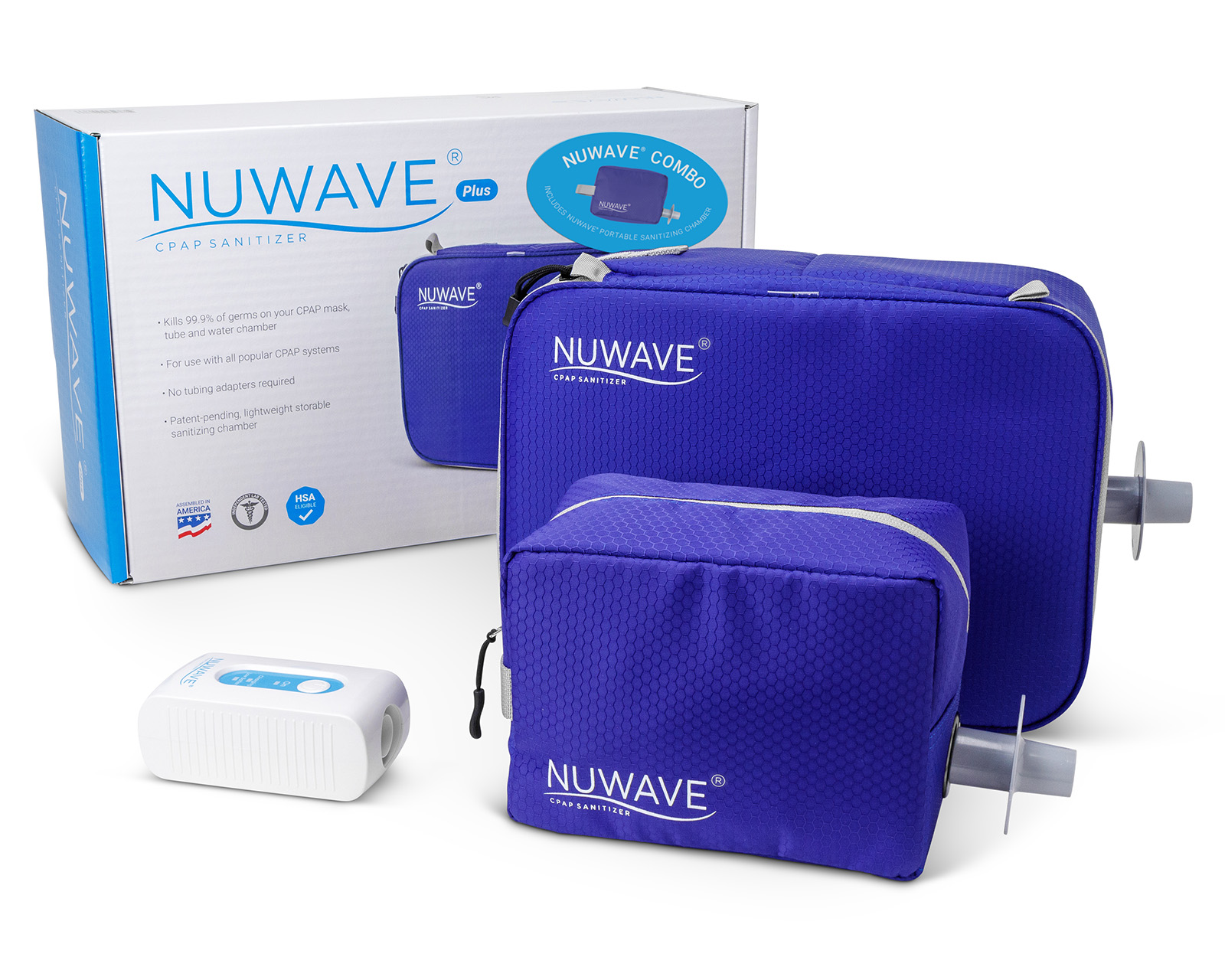 CPAP Cleaning Devices