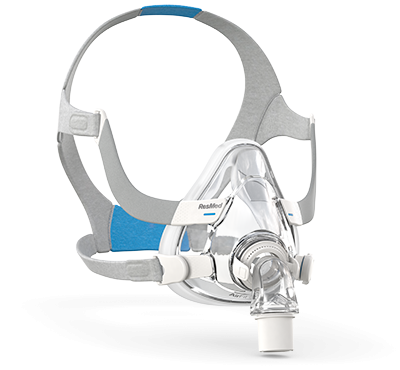 ResMed AirFit F20 Full Face CPAP Mask & Headgear
