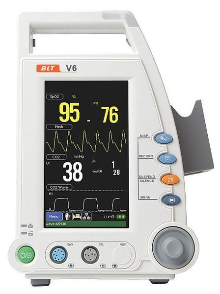 Maxtec V6 ETCO2 MEDICAL MONITOR