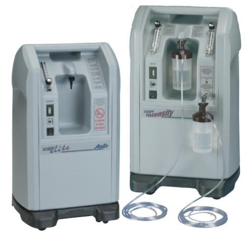 Caire NewLife Intensity 10 LPM Oxygen Concentrator with O2 Sensor