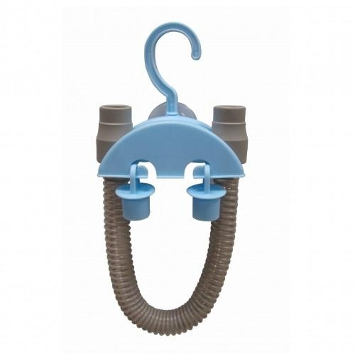 AG Industries CPAP Tube Cleaning Hanger System