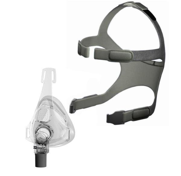 Fisher & Paykel Simplus Full Face CPAP Non-Rx CPAP Mask