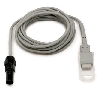 Masimo LNCS Series to Spacelabs LNC MAC-SL Spacelabs Adapter Cable, 10 Ft (3 m)