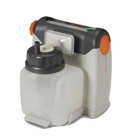 Drive DeVilbiss Vacu-Aide Compact Replacement Bottle, Elbow & Filter