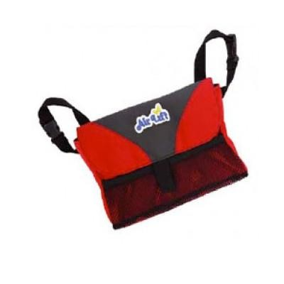 Air Lift Down-Front/Arm-Rest Pack, Navy Blue or Red
