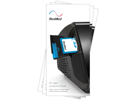 ResMed SD Card Protective Folder