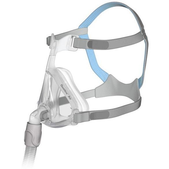 ResMed Quattro Air Full Face CPAP Mask & Headgear