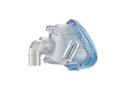 iQ Blue Non-Vented Nasal Mask