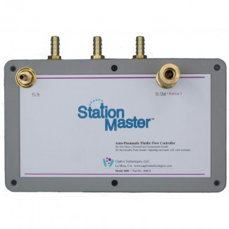 Captive Technologies StationMaster Home Oxygen Distribution System