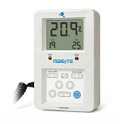 Maxtec MAXO2+AE Medical, Oxygen Analyzer with External Sensor