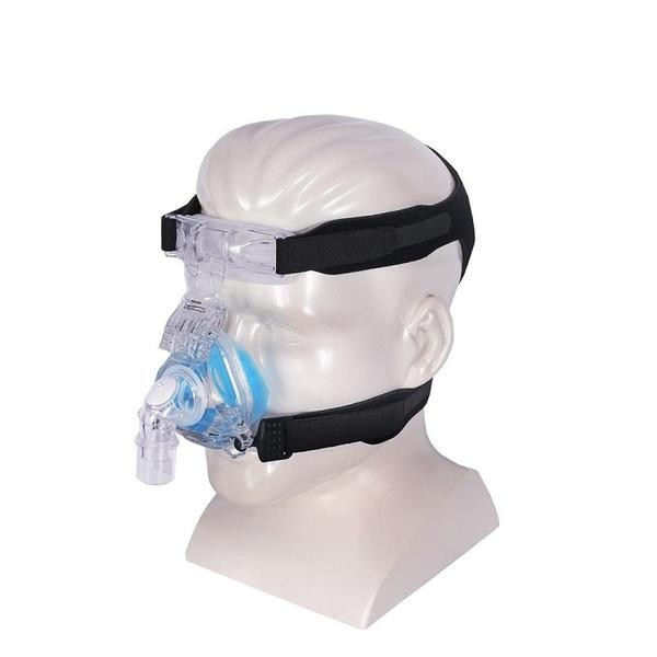 ComfortGel Blue Nasal Mask & Headgear - Large