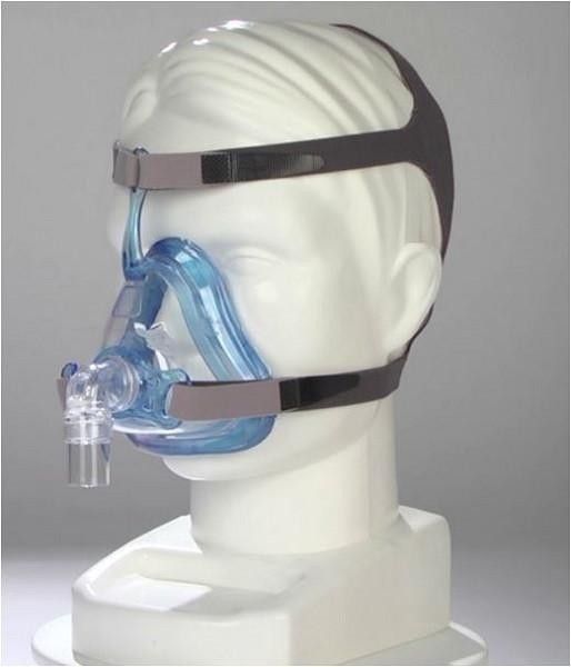 SleepNet Ascend Full Face Mask FitPack & Headgear