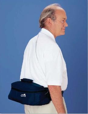 Air Lift M6, C/M9, B, M4/A, M6A/ML6 or M7 Oxygen Cylinder Fanny Pack