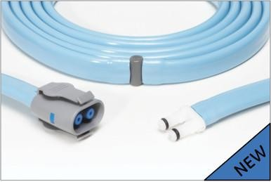 GE Healthcare Neonatal, Gray Shroud to Neo-Snap Connector Air Hose