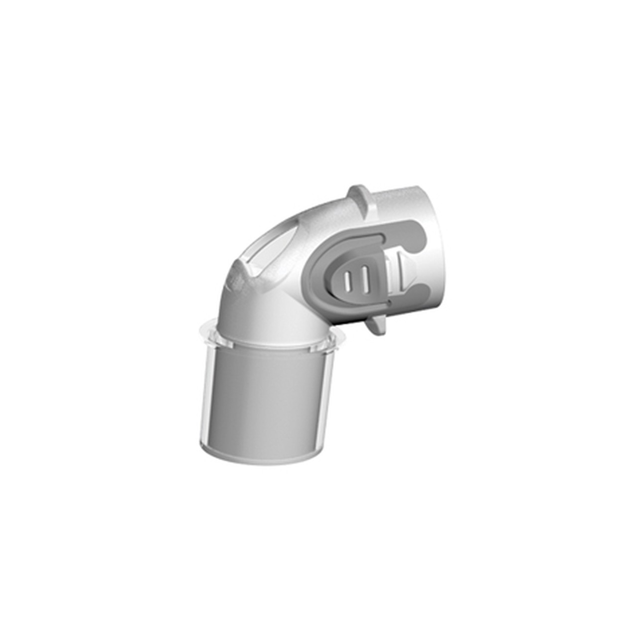 ResMed AirFit F10/Quattro Air Elbow Assembly