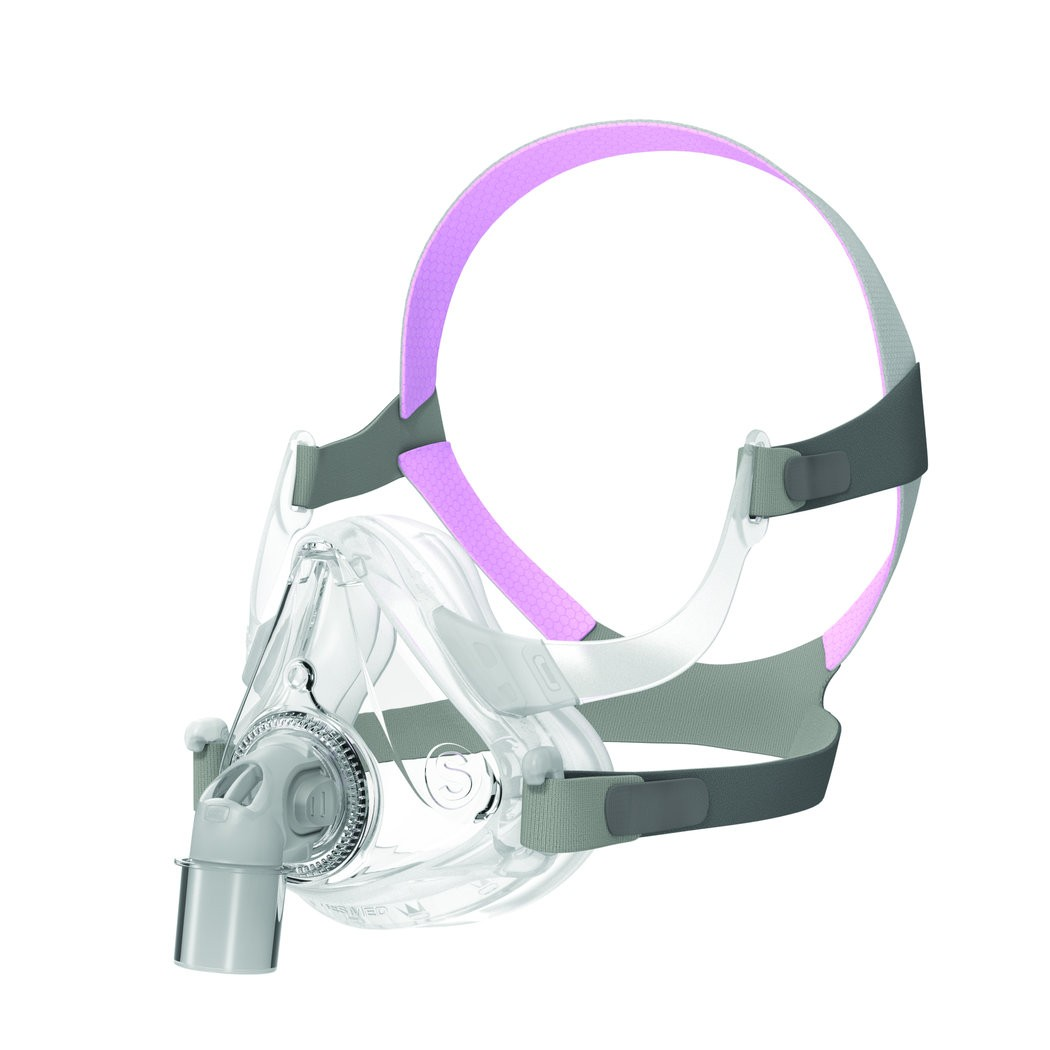 ResMed AirFit F10 for Her Full Face CPAP Mask & Headgear