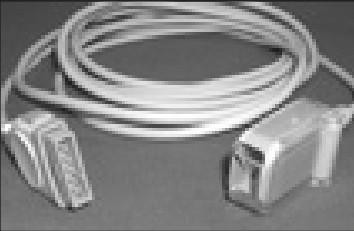 GE Healthcare Nellcor Interface Cable, GE and OxiSmart DOC10 Cable