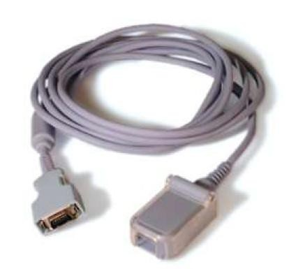 Medtronic Covidien Nellcor MC-10 Modified to Replace SCP-10 Pulse Oximetry Cable, 10 Ft (3 m)
