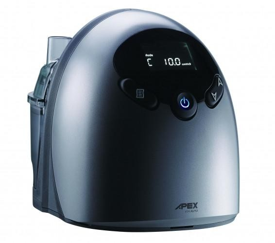 Apex iCH Auto CPAP Machine with Built-In Heated Humidifier