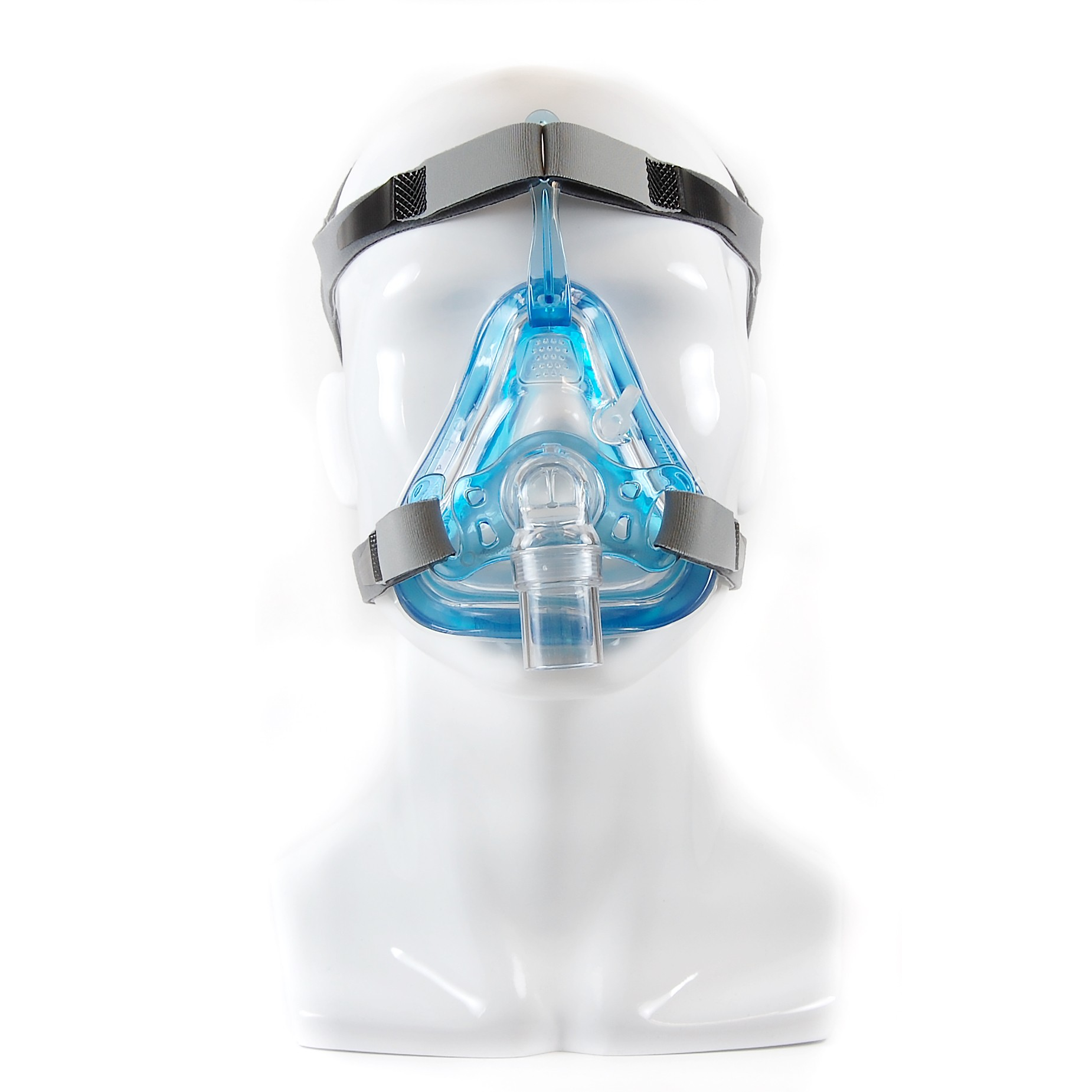 SleepNet Ascend Full Face CPAP Mask & Headgear