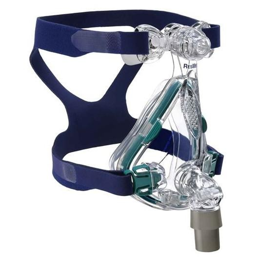 ResMed Mirage Quattro Full Face CPAP Mask & Headgear