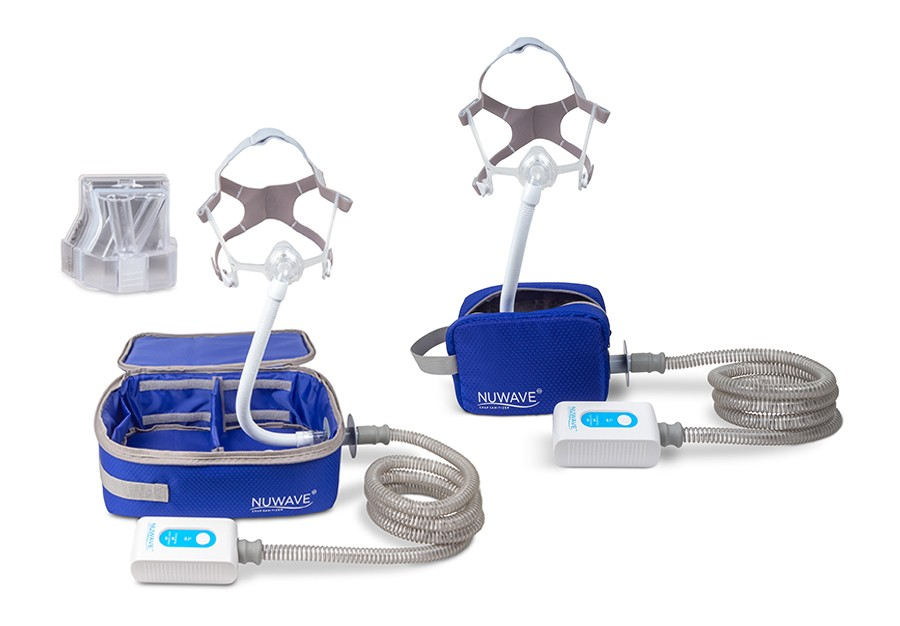 NUWAVE CPAP Sanitizer Systems