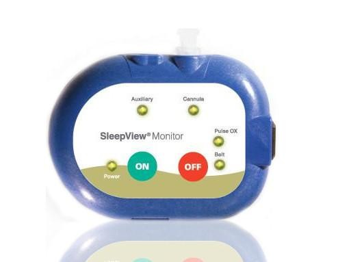CleveMed SleepView Home Sleep Test Starter Kit
