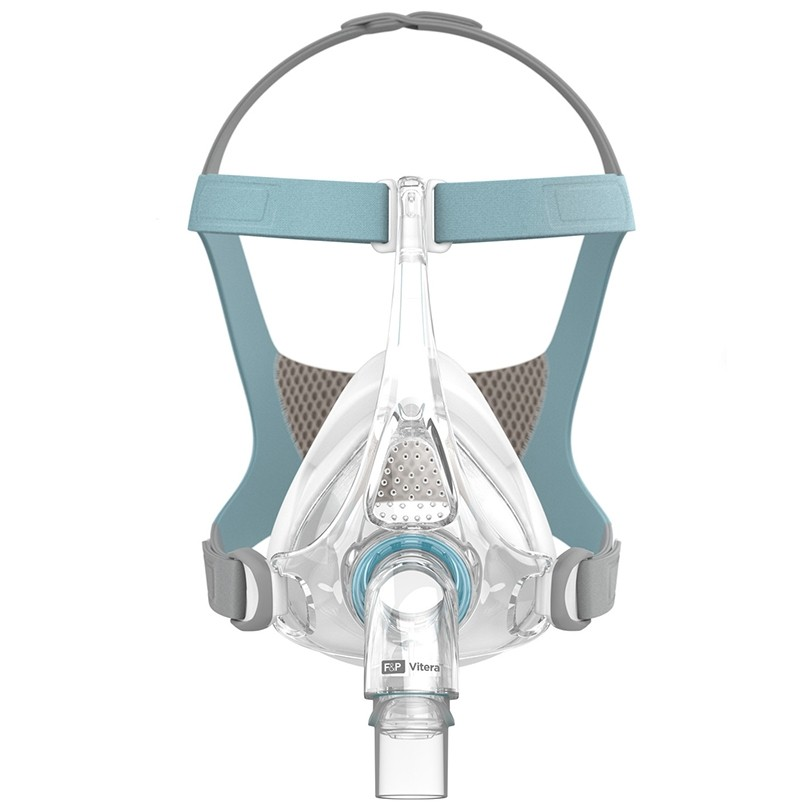 Fisher and Paykel Vitera Full Face CPAP Mask & Headgear