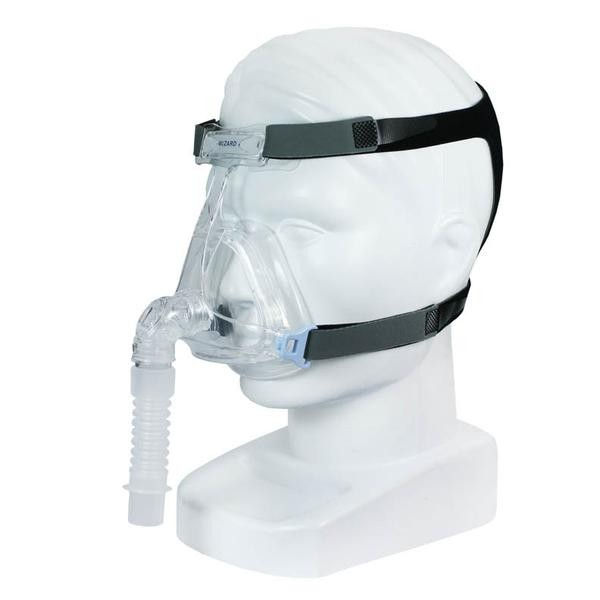 Wizard 220 Full Face Mask & Headgear - Small