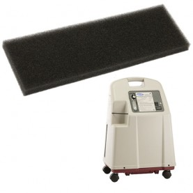 Invacare Platinum 5 / Platinum 10 VALUE Oxygen Concentrator Cabinet Filter