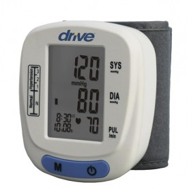 Drive DeVilbiss Automatic Blood Pressure Monitor, Wrist Model