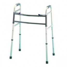 Invacare Bariatric Folding Adult Walker, 700 lbs Limit