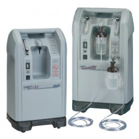 Caire NewLife Intensity 8 LPM Oxygen Concentrator with O2 Sensor