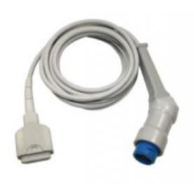 Masimo M-LNCS Series to Phillips 12-Pin M-LNC MAC CMS Instruments Adapter Cable, 10 Ft (3 m)
