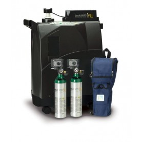 Drive DeVilbiss iFill Personal Oxygen Station, Carrying Case for Cylinders