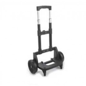 "Caire Eclipse Large Telescoping Handle 5"" Wheel Cart"