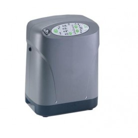 Drive DeVilbiss iGo Portable Oxygen Concentrator with Detachable Wheeled Cart