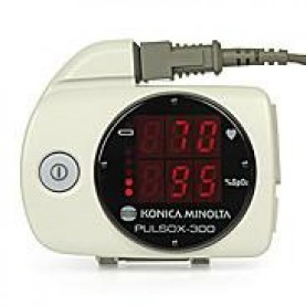 Maxtec Pulsox-300 Oximeter with SD-5C Probe