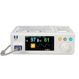 Medtronic Covidien Nellcor Bedside Homecare SpO2 Patient Monitoring System