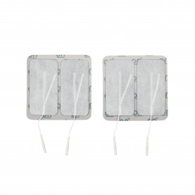 Drive DeVilbiss Healthcare Oval Pre Gelled Electrodes for TENS Unit