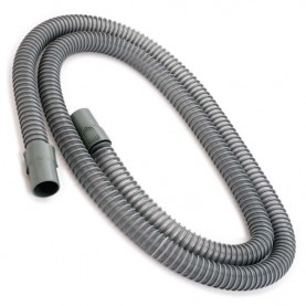 Plastiflex Healthcare Standard CPAP Hose Tubing - 6 Foot Long 19mm Diameter with 22mm Rubber Ends