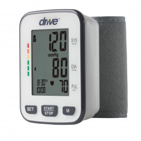 Drive DeVilbiss Healthcare Automatic Deluxe Blood Pressure Monitor, Wrist