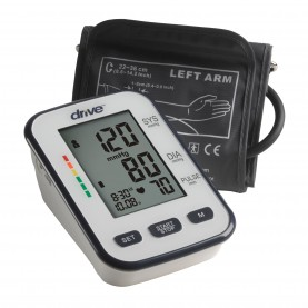 Drive DeVilbiss Healthcare Automatic Deluxe Blood Pressure Monitor, Upper Arm
