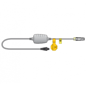 Fisher & Paykel Heater Wire Adaptor for RT-Series Inspiratory Heated Breathing Circuits
