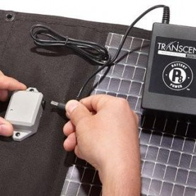 Somnetics Transcend Portable Solar Battery Charger