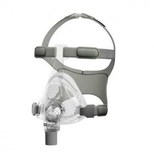 Fisher & Paykel Simplus Full Face CPAP Mask & Headgear