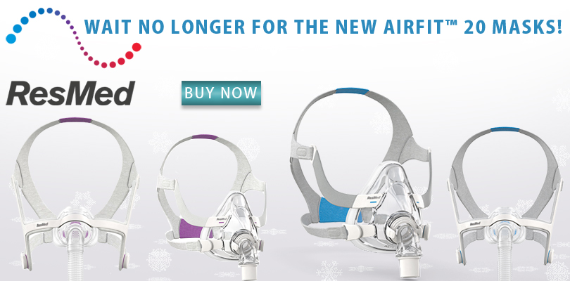 CPAP AirFit 20 Series Masks